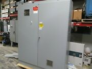 Hoffman Type 12 Enclosure A-907220fsd Size 90x72x20 2-door Used