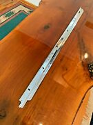 1957 1958 Cadillac Top Window Flipper Stainless Trim Driver Side 2 Dr Ht Coupe