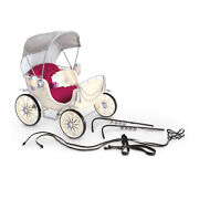 New American Girl Pretty City Carriage Sold Out In Hand For Christmas Nib Le