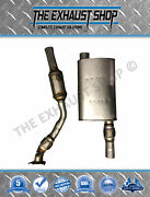 Fits 2004-2006 Chrysler Pacifica 3.5l Catalytic Converter + Middle Muffler