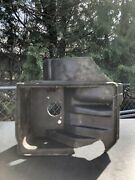 Vintage Used Mcculloch Chainsaw Bp-1 Bp1 Carburetor Box Housing W/ Governor