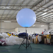 Advertising Inflatable Stand Tripod Balloon Lighting Balloon For Events 1 Pc