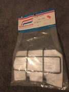 Nos Honda Atc Headlight Guard Grille Hondaline