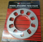 O M Wheel Mate 47102b Wheel Spacers Twin Pack Spacers Are 5/16 Thick