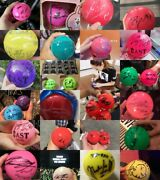 Presale Signed Throwing Ball Autographed With Signatures At Concert /fan Meeting