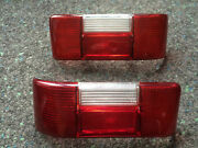 New Nos Genuine Mercedes-benz W114 W115 Sedan Saloon Coupe Taillights L+r Oem