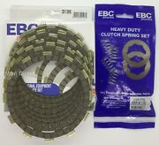 Honda Crf250r 2008 To 2009 Ebc Heavy Duty Clutch Friction Plates And Spring Kit