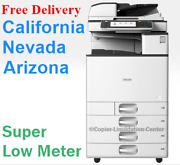Ricoh Mpc3003 Mp C3003 Color Network Copier Print Fax Scan To Email 30 Ppm Se
