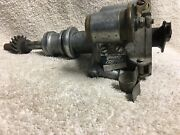 Used Mallory Distributor Yc-546-hp For Ford Shelby 351 Boss 390gt 427 428cj 429