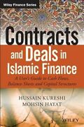 Contracts And Deals In Islamic Finance A Userand039s Guide To Cash Flows Balance
