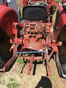 Andnbspinternational 384 Tractor Plow Brush Hog Discs Box Blade Rake And Small Trailor