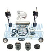Ts-fits Mazda 3 Sedan Fastback Suv's Complete Fbss Active Air Ride Kit