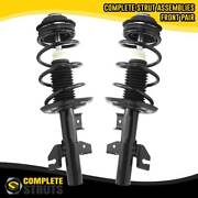 For 2013-2016 Dodge Dart Front Quick Complete Struts And Coil Spring Assemblies
