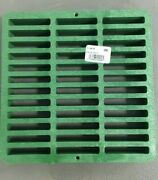 Case Of 8 Nds 9x9 Sq Grates 990 Green