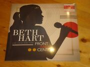 Beth Hart Front And Center Live From New York Rsd Red Vinyl 2x180g Lp New Sealed