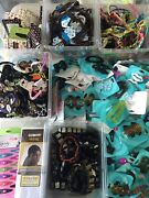 250 Wholesale Lot Of Name Brand Hair Accessories-claireand039s Conair Scunci And More