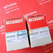 1pc New For Beckhoff Bk5200 Plc Memory Modules