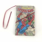 Marvel Comics Journal 119 Lined Sheets 8.25 X 5.25 Amazing Spider-man Edition