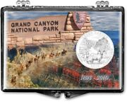 Lot Of Ten Grand Canyon National Park Quarter Coin Gift Displays