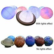Pvc Inflatable Planets Solar System 8 Planets+pluto+sun+moon Lighting Balloons
