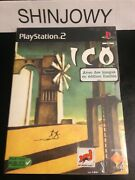 New Sealed Ico Limited Edition Ps2 - Pal Fr