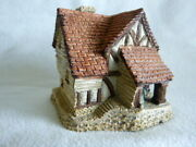 David Winter Cottages The Little Market 1980 Hand-painted Hampshire England