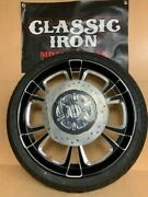 R C Components Custom 21and039and039 Wheel For Harley-davidson Rushmore Touring Models