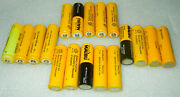 18 Aa Pre-charged 900mah Rechargeable Nicd Ni-cad Batteries Solar Intermatic