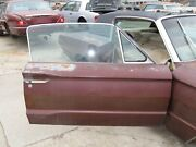 1966 Ford Thunderbird Town Hardtop Right Door Assembly With Glass