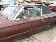 1966 Ford Thunderbird Town Hardtop Left Door Assembly With Glass