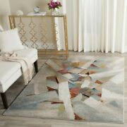 Contemporary Abstract Transitional Area Rug Free Shipping