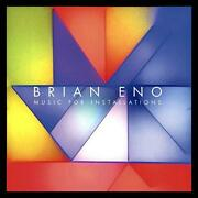 Brian Eno - Music For Installations [9lp Box] New Vinyl Sealed
