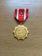Philippine Defense Medal G27 On Broach