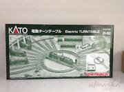 Kato N Scale 20-283 Unitrack Electric Turntable From Japan F/s