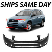 New Primered - Front Bumper Cover For 2006 2007 2008 Toyota Rav4 To1000319 06-08