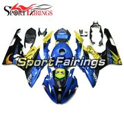 Abs Blue Yellow Shark Attack With Black Lower Fairings For Bmw S1000rr 2015 2016