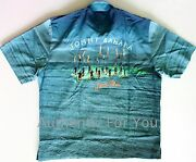 Collectorand039s Edition Tommy Bahama Let It Glow Panel Back Camp Shirt Size L-3xl
