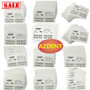 Ger Dental Orthodontic Bracket Braces Mini Standard Roth Edgewise Mbt 022 Azdent