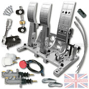 Floor Mounted Cable Pedal Box New For 2015 100 Made Out Of Billet Aluminium