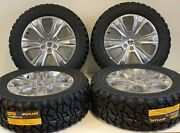 20 Ford F150 Expedition Set 4 04-19 Polished Factory Oem Wheels Rims Tires Offr