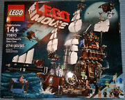 The Lego Movie Metalbeardand039s Sea Cow Mpn70810 Discontinued Limited Edition 14+