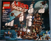 The Lego Movie Metalbeard's Sea Cow Mpn70810 Discontinued Limited Edition 14+