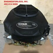 24 Hp Kohler Pskt7353014 725cc Engine For Zero-turn And Riding Rider Lawn Mowers