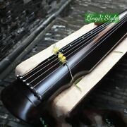 48 Professional Guqin Chinese 7-stringed Zither Instrument Ling Ji Style 4060