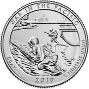 2019 D Quarter Roll War In The Pacific Park Guam Extras From Guam Launch Include