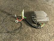 Yamaha Outboard Rectifier And Regulator 6h2-81960-10-00 40hp - 70hp 2000 And Later