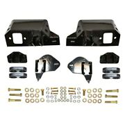 For Chevy Silverado 2500 Hd 11-15 Cst Performance Suspension Dual Shock Hoop Kit