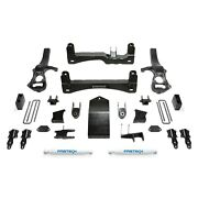 For Chevy Silverado 1500 19 6 X 6 Budget Front And Rear Suspension Lift Kit