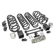For Jeep Wrangler 18-20 3.5 X 3 Coil Spring Front And Rear Suspension Lift Kit