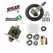 3.36 Ring Pinion + Auburn Posi Package For 2004-2015 Nissan Titan Differential
